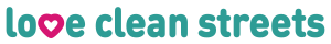 Love Clean Streets Website Logo